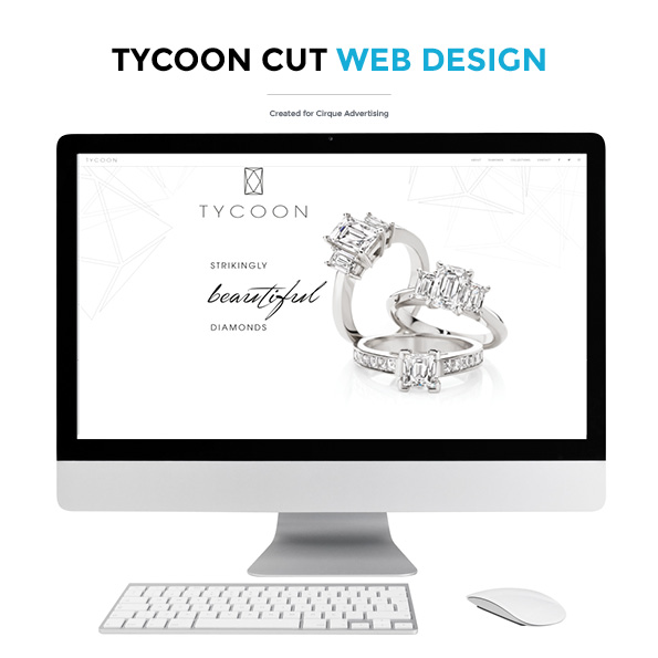 Tycoon Cut Web Design