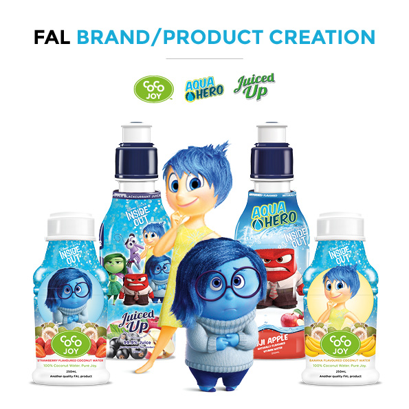 FAL Brand/Product Creation